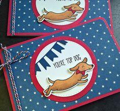 Dachshund Congratulations Card New Job Doxie Lover Card