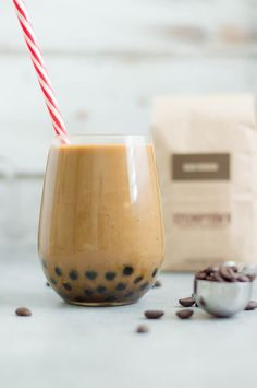 Boba / Bubble Cold Brew