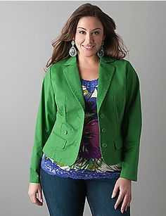 Similiar Green Plus Size Blazer Keywords