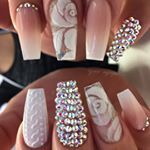 See this Instagram photo by @haha_nails_ • 1,383 likes