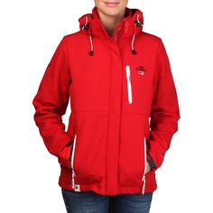 Geographical Norway - Tchika_womanA_red