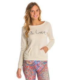 Be Love Women's Fleece Pullover