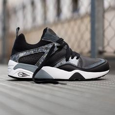 """Puma Blaze of Glory """"Marble Pack"""" Black NON US RELEASE"""