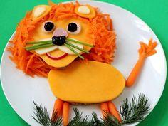 25 pratos divertidos e saudáveis para as crianças - 1 (© Foto: Little Food Junction)