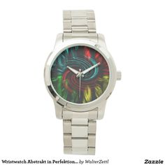 Wristwatch Abstrakt in Perfektion 18