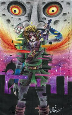 AT: BEN drowned by SuzueRink
