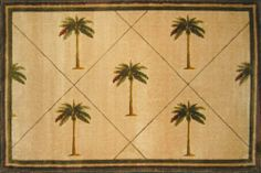 LA Rug Palm Desert Rug 8'x11' by LA Rug. $259.00. Easy To Clean. 100% Nylon. Fire Retardant. Good Quality. 8'x11' Made out of 100% Nylon, with foam backing