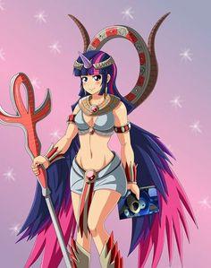 Smite Fan Art Anime Style