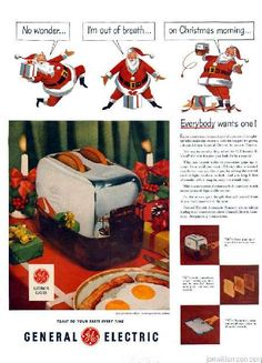 vintage christmas ads | vintage-christmas-gift- Now does everyone really want one?