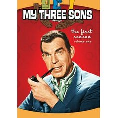 Amazon.com: My Three Sons: The First Season, Vol. 1: Fred MacMurray, William Demarest, William Frawley, Don Grady, John Howard, Barry Livingston, Stanley Livingston, Tim Considine, Meredith MacRae, Joseph Todd, Ronne Troup, Earl Bellamy, Frederick De Cordova, James V. Kern, Gene Reynolds, James Sheldon, Peter Tewksbury, Richard Whorf: Movies & TV