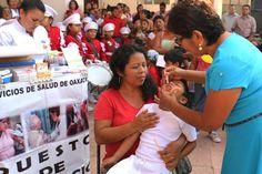 Inicia la Semana Nacional de Salud en Santo Domingo Tehuantepec