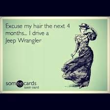 jeep hair don't care - Google Search