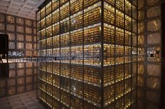 Beinecke Rare Book & Manuscript Library, Yale University, Connecticut, Usa from the 27 Most Incredible Libraries in the World - BlazePress