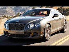 2013 #Bentley Continental GT Speed! The Incomparable British Luxury Coupé [Ignition Episode 75]