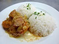 Kuřecí maso na cibuli s klobásou Crockpot, Slow Cooker, Grains, Food, Essen, Meals, Crock Pot, Crock Pot, Crock