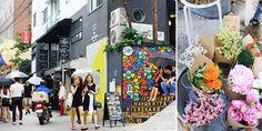 Passeios de verão para 2 dias romanticos em Seul