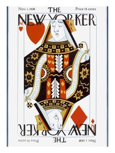 Rea Irvin Poster at the Condé Nast Collection