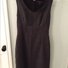 Grey Banana Republic Dress Classy, business outfit. Worn gently. Banana Republic Dresses