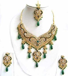 Diamond Bridal Jewelry Set NP-300