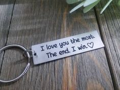 Nothing Can Beat Me Stop Loving You Meaningful Saying Girlfriend Boyfriend Dog Tag Pendants Great Valentine Gift for Your Men White//Silver on The Back Side
