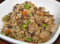 Beef and Vegetables Fried Rice Recipe |Chinese Food Recipes 中餐食谱