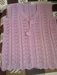 fistikli-saray-orgusu-yelek-modeli – Nazarca.com Knitting Designs, Knitting Projects, Crochet Designs, Knitting Patterns, Crochet Patterns, Knitting Stiches, Lace Knitting, Half Jacket, Tops A Crochet