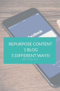 Once you create a post, you can up level it, to an entirely different content upgrade! Though, not all pieces of content work the same on different social platforms. #post #socialmedia #contentupgrade #uplevelcontent #repurposecontent #content #social #ma