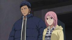 Aomine and Momoi