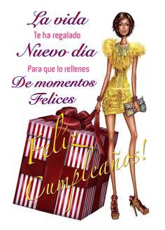 Feliz cumpleaños Maria Elvira!!