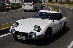 第23回 トヨタ博物館 クラシックカー・フェスティバル  トヨタ2000GT  TOYOTA 2000GT