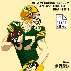 A 2012 Pyro® Draft Kit image. Fantasy Football, Content, Kit, Memes, Image, Meme