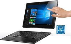 Lenovo Miix 310-10ICR 4 GB Tablet-PC, Microsoft® Windows® 10 Home, 25,7 cm (10,1 Zoll)
