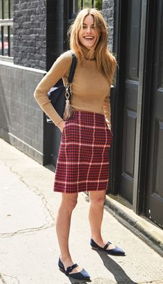 40 Trending Work Outfits To Wear This Fall - Wass Sell Classic Work Outfits, Fall Outfits For Work, Fall Winter Outfits, Fall Fashion Skirts, Autumn Fashion, Fashion Outfits, Work Fashion, Fashion Pics, Fashion Ideas