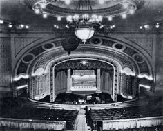 If Penn Station is the national disgrace when it comes to destroyed architectural beauty, the Criterion Theater is Oklahoma City's Penn Stat. Singing In The Rain, Movie Theater, Theatre, Black And White Pictures, Concert Posters, Beautiful Buildings, Oklahoma City, That Way, American Art