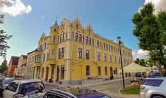 Park Hotell Viljandi - the best hotel in Viljandi 5 Star Hotels, Best Hotels, Award Winner, Finland, Good Things, Mansions, Park, House Styles, Travel