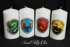 harry potter candles - Google Search
