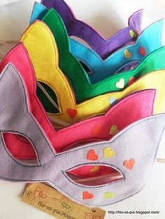 carnevale maschere