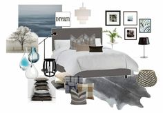 Check out this moodboard created on @olioboard: NatureCodeBedroom by tiinaa
