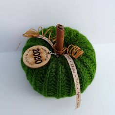 Crochet Pumpkin, Christmas Ornaments, Holiday Decor, Christmas Jewelry, Christmas Decorations, Christmas Wedding Decorations