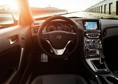New Review Hyundai Genesis Coupe 2015 Specs Interior View Model