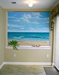 Bedroom paint inspiration wall murals 68 Ideas for 2019 Mural Painting, Mural Art, Texture Painting, Wall Art, Diy Wall, House Painting, Diy Painting, Wall Decor, Painted Wall Murals