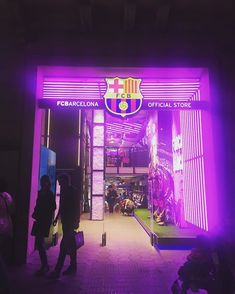 Not just a store but a #lifestyle #bfc  #barcelona #viscabarca #sports #paseigdegracia #barcelona