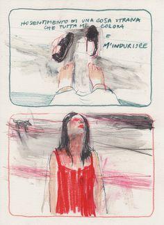 Silvia Rocchi, Ci sono notti che non accadono mai (2012)