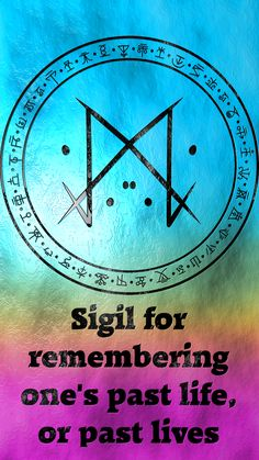 I loved you ahall Sigil for remembering one's past life, or past lives Requested by anonymous Wiccan Symbols, Magic Symbols, Symbols And Meanings, Spiritual Symbols, Wiccan Spell Book, Witch Spell, Magick Spells, Witchcraft, Protection Sigils