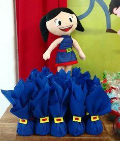 Trufas embrulhadas do Show da Luna!!! Encomende já para a festa dos pimpolhos, todos adoram. #trufas #luna #showdaluna #Trufasembrulhadas #chocolate #fasciniodoces #festainfantil #trufaembrulhada #brigadeiro #doces