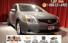 Pre-owned 2010 Nissan Sentra 2.0 CVT @ CarOne Kingston.      Unheard of used vehicle financing starting at 0.9% & oil changes for life on select models! Free CarProof reports on all vehicles along with our standard 100 point inspection & certified on site 155 point inspections.    This  2010 Nissan Sentra 2.0 CVT is waiting and ready to go. Check it out at 1010 Centennial Drive  Kingston, Ontario or http://www.car1.ca.    http://car1.ca/inventory/kingston-2010-nissan-sentra-2-0-cvt-2/