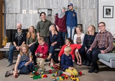 How Canadian hockey moms, poker buddies and neighbors are adopting Syrians, a family at a time.