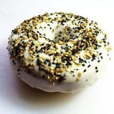 Some Twisted Genius In NYC Just Created An Everything Bagel-Flavored Donut