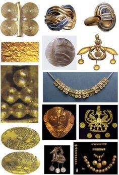etniamdq: Piezas cultura minoico-micénica