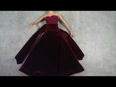 Эмма Сацкая - YouTube Barbie Clothes, Barbie Barbie, Ball Gowns, Formal Dresses, Skirts, Youtube, Fashion, Doll Dress Patterns, Tela